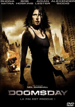 Doomsday Dvd cover