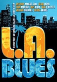 LA Blues poster