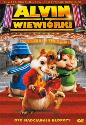 Alvin and the Chipmunks 553x800