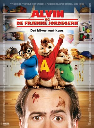 Alvin and the Chipmunks 3647x5000