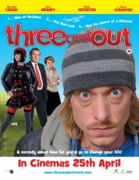 Three and Out poster