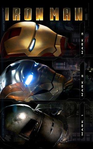 Iron Man 1050x1680