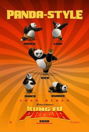 Kung Fu Panda 520x771