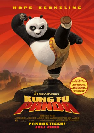 Kung Fu Panda 2339x3308