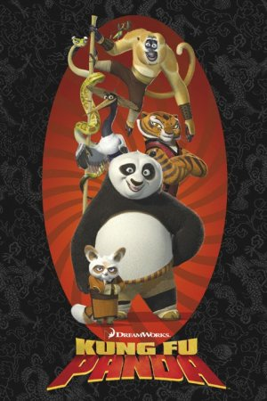 Kung Fu Panda 480x720
