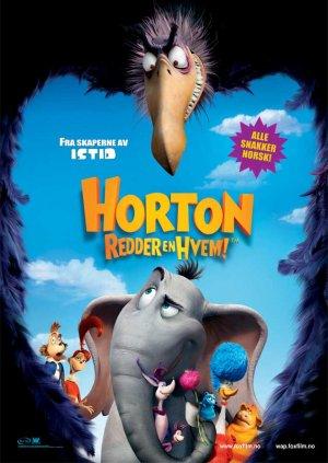 Horton Hears a Who! 636x896