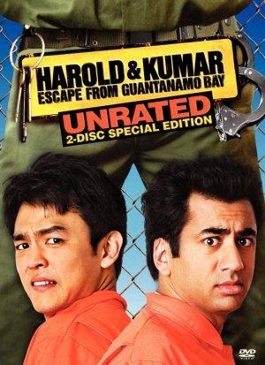 Harold & Kumar Escape from Guantanamo Bay 565x778