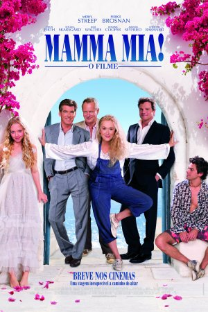 Mamma Mia! 2362x3543