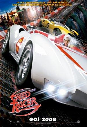 Speed Racer 1714x2500