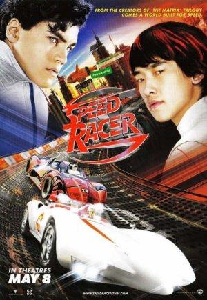 Speed Racer 414x600