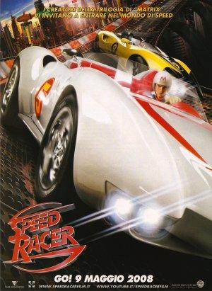 Speed Racer 1604x2198