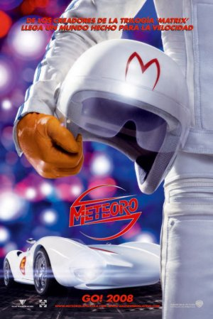 Speed Racer 534x800