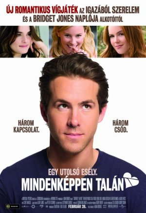Definitely, Maybe 482x700