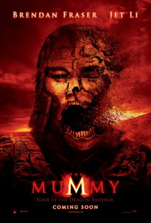 The Mummy: Tomb of the Dragon Emperor 3374x4999