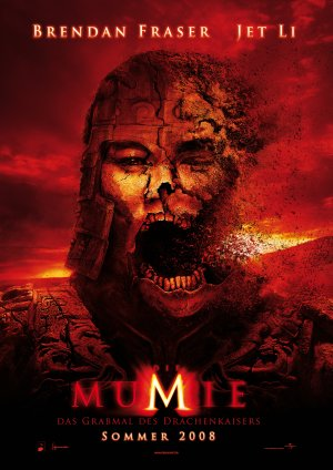 The Mummy: Tomb of the Dragon Emperor 2480x3508