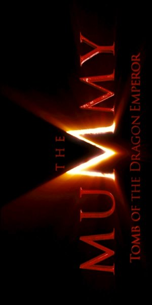 The Mummy: Tomb of the Dragon Emperor 600x1200