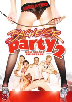 Bachelor Party 2: The Last Temptation 570x800