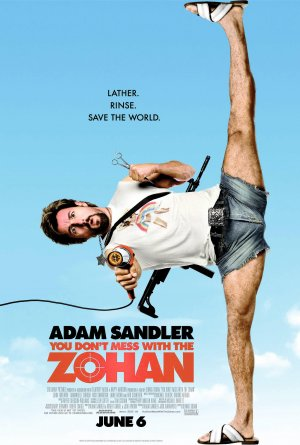 You Don't Mess with the Zohan 1983x2940
