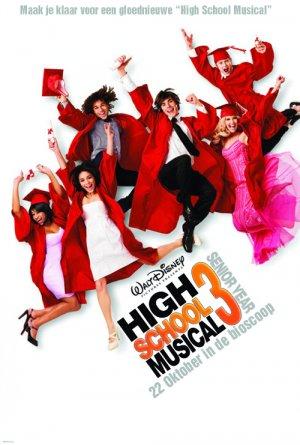 High School Musical 3: Senior Year 500x741