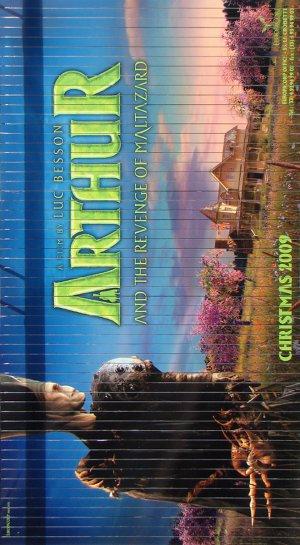 Arthur et la vengeance de Maltazard 660x1200