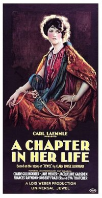 A Chapter in Her Life poster