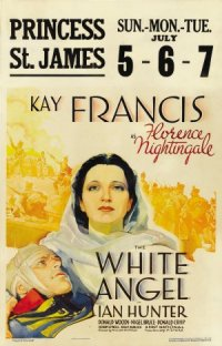 The White Angel poster