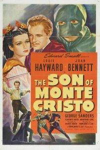 The Son of Monte Cristo poster