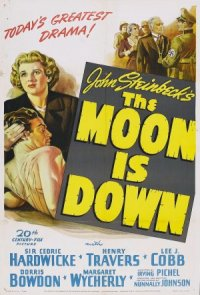 The Moon Is Down poster