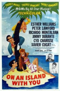 On an Island with You poster