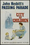 City of Children Poster