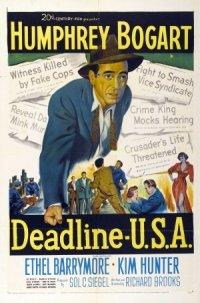 Deadline - U.S.A. poster