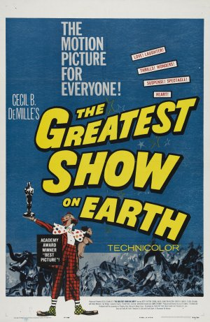 The Greatest Show on Earth 2776x4262