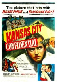 Kansas City Confidential poster