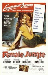 Female Jungle poster