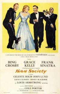 La haute Société poster
