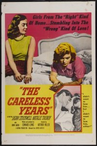 The Careless Years poster
