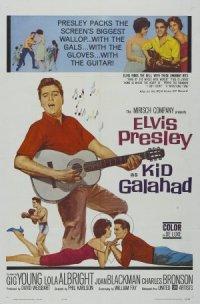 A Galahad-kölyök poster