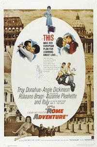 Rome Adventure poster