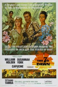 The Seventh Dawn poster