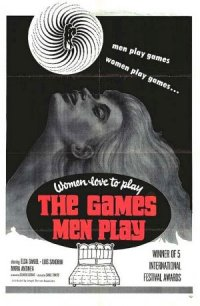 The Games Men Play poster