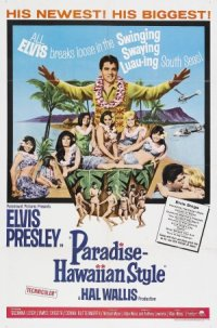 Paradis hawaïen poster