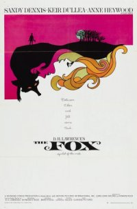 D.H. Lawrence's The Fox poster