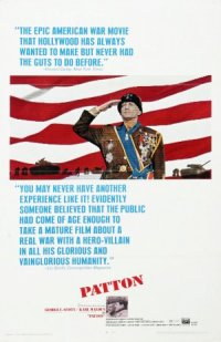 Patton - Rebell in Uniform poster