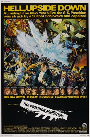 The Poseidon Adventure Poster