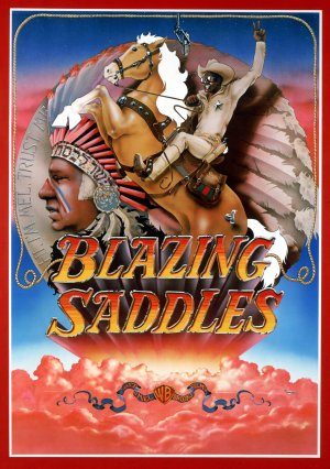 Blazing Saddles 2526x3586