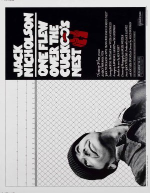 One Flew Over the Cuckoo's Nest 1695x2175