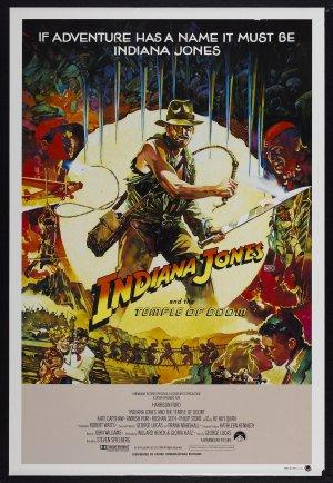Indiana Jones and the Temple of Doom 2074x3000