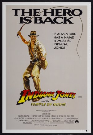 Indiana Jones and the Temple of Doom 2022x2935