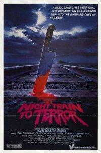 Night Train to Terror poster