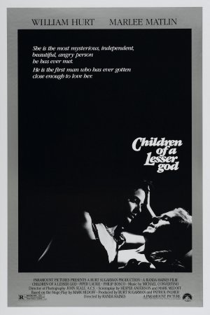 Children of a Lesser God Theatrical poster